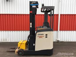 Used Crown ESR 5000 Reach Truck Year: 2011 Price: US$ 12,670 For ... Ces 20648 Crown Rr2035 Reach Electric Forklift 210 Coronado Used Raymond R40tt Stand Up Deep Narrow Aisle Walk Behind Truck Hire For Rd5280230 Double 2002 400 Triple Mast Lift Schematics Wiring Diagrams How Much Does Do Forklifts Cost Getaforkliftcom 3wheel Rc 5500 Crown Pdf Catalogue Action Trucks Full Cabin For C5 Gas Forklift With Unrivalled Ergonomics And Esr4500 Reach Truck Year 2007 Sale Mascus Usa Order Picker Sp Equipment Toyota Reachtruck Fleet Management Png