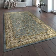 orientteppich perser teppich klassisch orientalisch blau 7