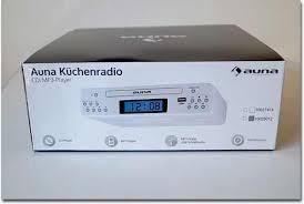testmagazine unterbaufähiges küchenradio mit cd das auna