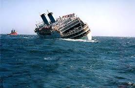 Cruise Ship Sinking 2015 by End Of The Most Historic Ship Of The 21st Century By 121199 On