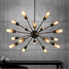 mordern nordic retro pendant light edison bulb lights fixtures