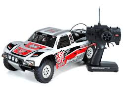 HPI Mini-Trophy Flux 1/12 Scale RTR Brushless Electric 4WD Desert ...