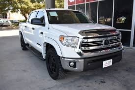 Pre-Owned 2016 Toyota Tundra 4WD Truck SR5 Crew Cab Pickup In San ...