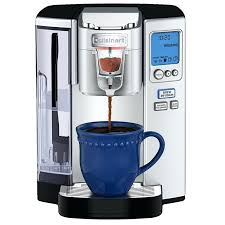 Cuisinart K Cup Coffee Maker Premium Single Serve Coffeemaker Chw 12 Plus Hot Water System
