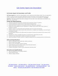 Resume Format For Bpo Jobs Freshers Luxury How To Make A Call Center Intoysearch