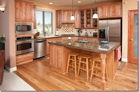 Kitchens With Dark Cabinets And Wood Floors by A Reader Asks Must The Kitchen Cabinets Match The House Trims