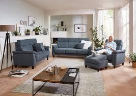 graue sofa und sessel kombination wohnzimmer möbel
