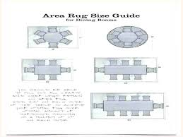 Dining Room Rug Size Guide From For Table What 60 Inch Round G