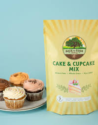 Back To Eden Cake And Cupcake Mix Bakery