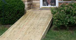 How To Build A Simple Shed Ramp by Ramps Org How To Build A Ramp