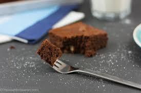 verboten gute nutella brownies