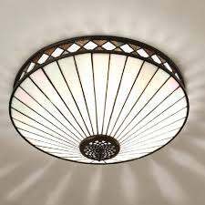 Tiffany Style Lamps Ebay Uk by Wondrous Art Deco Style Ceiling Lights 7 Art Deco Pendant Lights