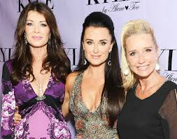 Kyle Richards Halloween by Irealhousewives The 411 On American International Real