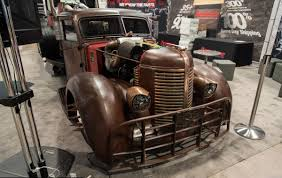 15 Of The Coolest And Weirdest Vintage Pickup Truck Resto Mods From ... Sell New 1935 Dodge 1st Series Pickup Truck Kc Vintage Mopar 1934 Ram Classic Photo Old Etsy 1945 Top Speed 1938 Pickup Trucks Pinterest Based Camper Trailers From Oldtrailercom Sgt Rock Rare 41 Stored As Tribute To Military Rc Trucks Antique Automobile Club Of America T V Wseries Wikipedia 10 Pickups Under 12000 The Drive Moparpowered 1936 Hot Rod Network 1937 Hemi Youtube Vdtclasspiup1920x1080vintadodgetrucks