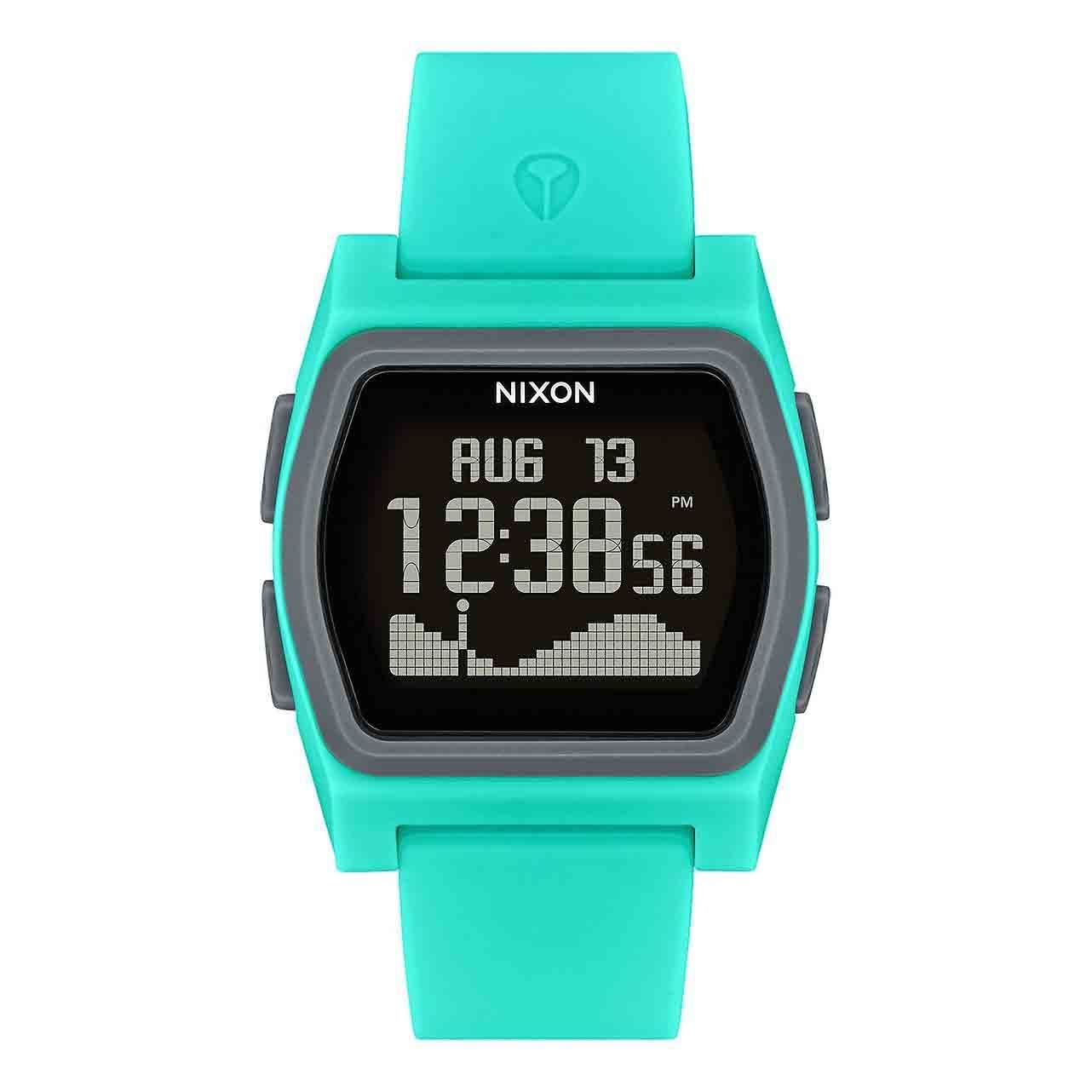 Nixon Rival Watch-Turquoise