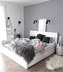 schönes schlafzimmer ideen zimmer lichterketten mit