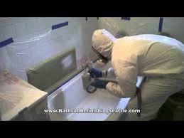 bathtub resurfacing seattle wa bathtub refinishing seattle wa tub reglazing resurfacing repair