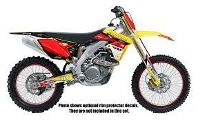 kit deco 400 drz 2001 2002 2003 2004 2005 2006 2007 drz125 graphics kit drz 125