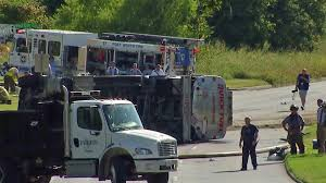 Trinity Road Reopens After Truck Overturns - NBC 5 Dallas-Fort Worth A View Of An Overturned Truck On Highway In Accident Stock Traffic Moving Again After Overturned 18wheeler Dumps Trash On Truck Outside Of Belvedere Shuts Down Sthbound Rt 141 Us 171 Minor Injuries Blocks 285 Lanes Wsbtv At Millport New Caan Advtiser Drawing Machine Photo Image Road Brutal Winds Overturn Trucks York Bridge Abc13com Dump Blocks All Northbound Lanes I95 In Rear Wheels Skidded Royalty Free