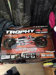 HPI Hpi Trophy 4.6 Nitro Truggy Rc Tamiya Radio Control   In ... Hrc Hpi Mini Trophy Truck Showcase Youtube Jumpshot Mt 110 Rtr Electric 2wd Monster Truck Hpi5116 Features Mini Trophy 112 Scale 4wd Desert No Remote Minitrophy Flux Brushless Hpi Ivan Stewart Ppi Toyota First Look 35 Buggy Hobbyequipment Mini Rc Tech Forums With Yokohama Body Rizonhobby Ctenord Flux Truggy Cars Trucks