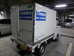 100 Freezer Truck FileMazda SCRUM TRUCK Freezer DG16T RearJPG Wikimedia Commons