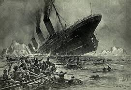 Titanic Sinking Animation Real Time by Sinking Of The Rms Titanic Wikipedia