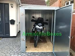Motorcycle Garage Storage Best Ideas About Shed On Rack