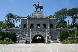 Public Art In Chicago Lincoln Park Ulysses S Grant Memorial