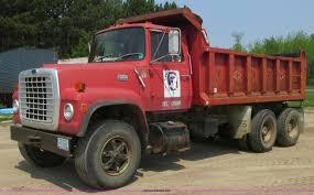 100 Boyer Ford Trucks Inc 1985 LT8000 Dump Truck Item A8828 SOLD June 25 Con