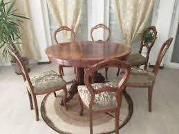 barock tisch stühle möbel gebraucht kaufen ebay kleinanzeigen