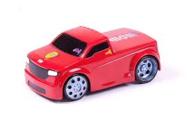 Little Tikes Touch N' Go Racers Red Truck - Trains & Other Transport