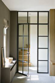 note interior metal passage doors this concept forms a
