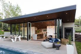 100 Modern Pool House Photo 1 Of 24 In Mountain By Melissa Kelsey Dwell