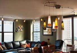 best modern hanging lights for living room modern place