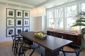 Dining Room Picture Frames Wall Ideas With Banquet E Install How To Frame