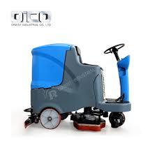 Riding Floor Scrubber Training by Professional Floor Sweeper Floor Scrubber Manufacturer Oico