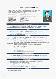 16 Microsoft Word 2007 Resume Template Free Download