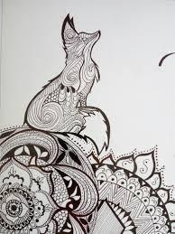 Dibujos Para Colorear Zorro Eshellokidscom