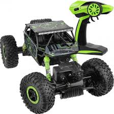 100 Electric Rc Monster Truck Remote Control Car RC Rock Crawler Buggy