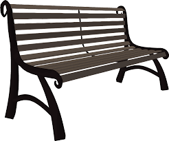 Cool Park Bench Drawing Also Clipart Park Bench