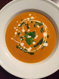 Thai Pumpkin Curry Soup Recipe by Taylor Made Thai Pumpkin Peanut Soup