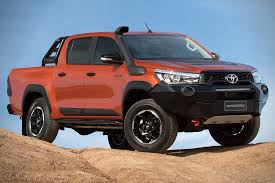 2018 Toyota HiLux Rugged X | HiConsumption 2013 Toyota Hilux Used Car 15490 Charters Of Reading Used Car Nicaragua 2007 4x2 Pickup Truck Review 2012 And Pictures Auto Jual Toyota Hilux Pickup Truck Rtr Red Thunder Tiger Di Lapak 2010 Junk Mail 2018 Getting Luxurious Version For Sale 1991 4x4 Diesel Right Hand Drive Toyotas Allnew Truck Is Ready To Take On The Most Grueling Hilux Surf Monster Truckoffroaderexpedition In Comes Ussort Of Trend My Perfect 3dtuning Probably Best