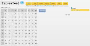 apprendre les tables de multiplication en ligne