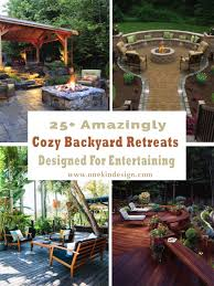 25+ Amazingly Cozy Backyard Retreats Designed For Entertaining Backyard Ertainment Designs Outdoor Fniture Design And Ideas Patio Landscape Small Simple 20 Structures That Bring The Indoors Out Spaces 10 Easy Improvements For Entertaing Install With Many Social Entertaing Areas 205 Cold River 12 Your Best Freshecom Spaces Southern Living Landscaping Backyards Mystical Designs Tags Our New Backyard Patio Reveal Perfect For Entertaing 16 Inspirational As Seen From Above Download For Slucasdesignscom 25 Amazingly Cozy Backyard Treats Designed