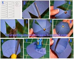 Paper Handicrafts For Kids