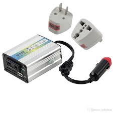 100 Truck Power Inverter HF XUYA200 200W Portable Car Boat USB DC 12V To AC 220V 110V