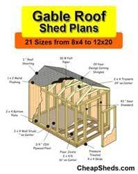 8x10 Shed Plans Materials List by How To Build A Shed Foundation