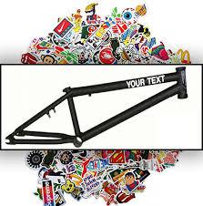 100 Custom Stickers For Trucks Bicycle Zenessex ZX Studio