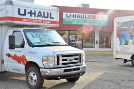 100 Truck Rentals For Moving UHaul Buys West Baraboo Shopping Center Regional News Wiscnewscom