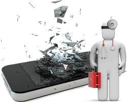 Broken iPhone LCD Screen or Digitizer Repair
